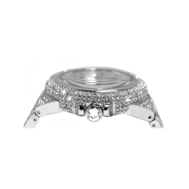 1eb60f547bb7 ... Quartz Watch  Michael Kors Women s Camille MK5869 Silver  Stainless-Steel Quartz ...
