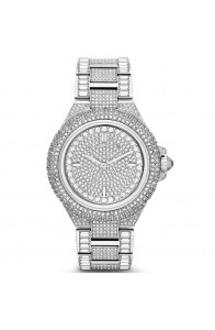 Michael Kors Women's Camille MK5869 Silver Stainless-Steel Quartz Watch